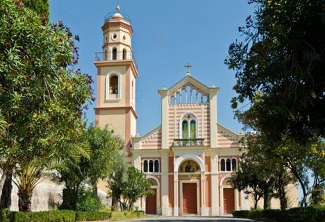 Chiesa S. Pancrazio Conca Dei Marini