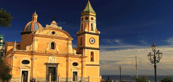 Chiesa S. Gennaro Praiano