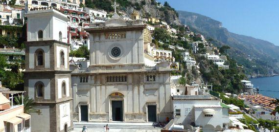 Chiesa S. Maria Assunta Positano