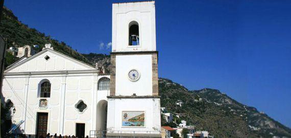 Chiesa S.Luca Praiano