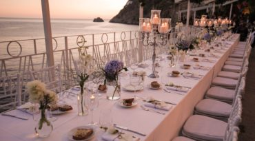 Unique Venue With View on Amalfi Coast