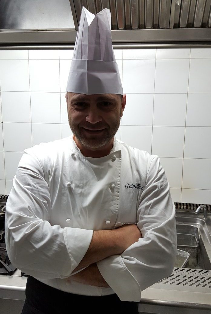 Executive Chef Federico Rossi