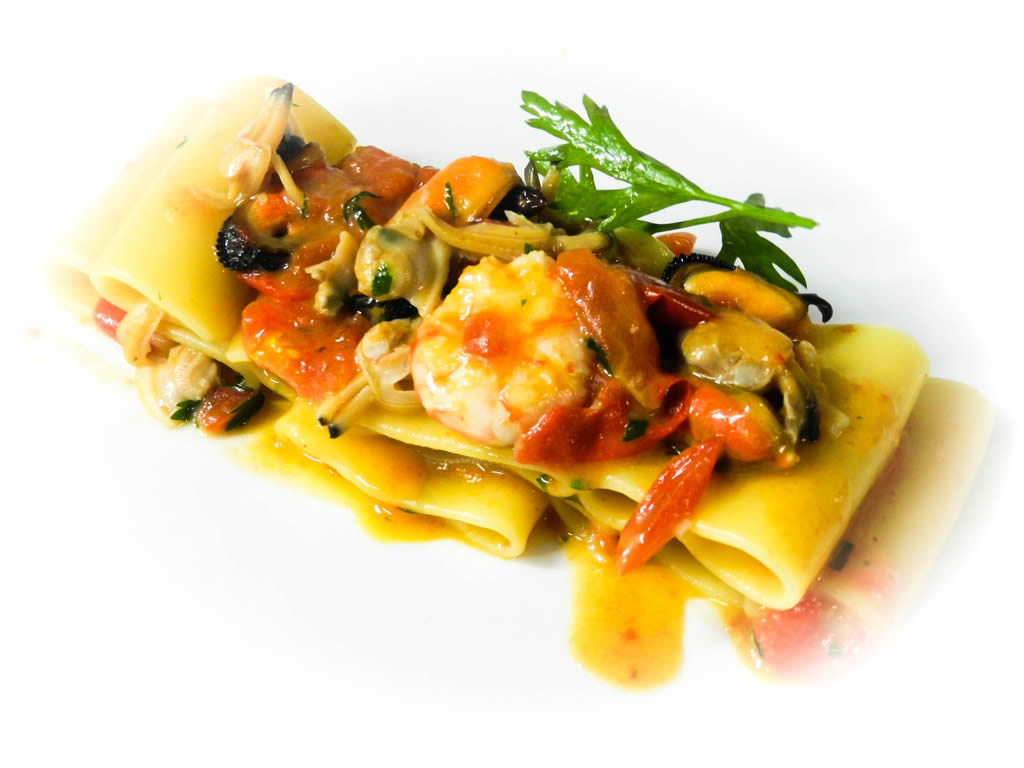 Gastronomic Experience_Traditional Pasta with seafood