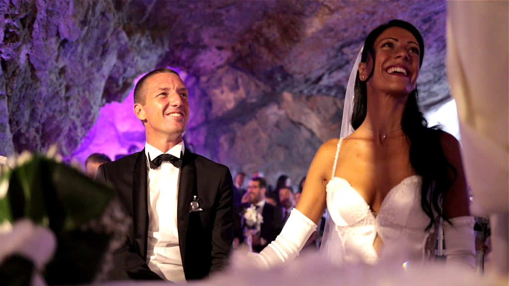 matrimonio in grotta